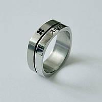 Стальное кольцо unisex Angel