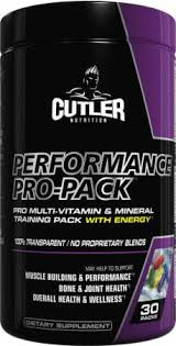 Витамины и минералы Performance Pro-Pack Cutler Nutrition (30 packs)