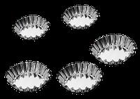 Комплект форм для кексов 90 мм SNB