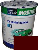 Автокраска (автоэмаль) Mobihel акрил 0,75л 140 Яшма.