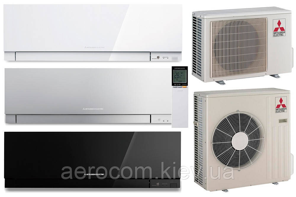 Кондиционер Mitsubishi Electric MSZ-EF25VE3BW/MUZ-EF25VE