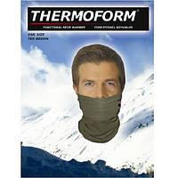 Шапка - полумаска Thermoform HZT 1-014 Белый