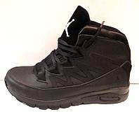 Ботинки-кроссовки JORDAN мужские высокие зимние DR0003