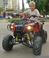 Квадроцикл подростковый на бензине cc011 VIPER 60 км/ч красный(@)