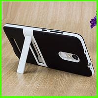 Дизайнерский чехол,бампер для Xiaomi redmi note 3 / note 3 pro (черный)