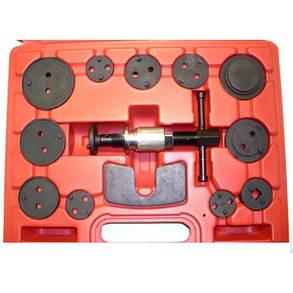Набор инструмента для ремонта тормозных цилиндров 13 пр. FORCE 65802, фото 2