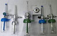 Увлажнители кислорода с расходомером