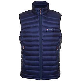 Жилетка Montane Featherlite Down Vest 2016 Antarctic Blue