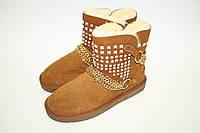 УГГИ с камнями. boots with rhinestones 2, фото 1