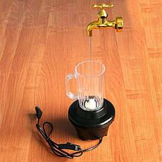 Светильник-фонтан Пивной Кран, фото 3