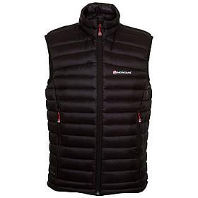 Жилетка Montane Featherlite Down Vest 2016 Black