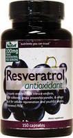 Ресвератрол антиоксидант / Resveratrol Antioxidant, 150 капсул