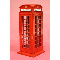 Копилка телефонная будка London, фото 3