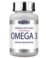 Scitec Nutrition Omega 3, 100 caps