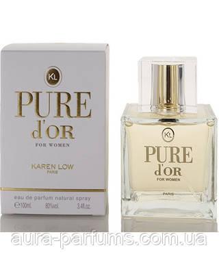 Karen Low Pure D'or edp 100 ml. оригинал