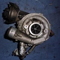 ТурбинаFordKuga 2.0tdci2008-20138v4q6k682aa, Garrett, GT1749V, 765993-4, MLJ90376F (мотор G6DG)