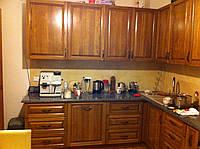 Фасады дя кухонной мебели Дуб под лаком