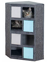 TRIXIE домик-когтеточка для кошки