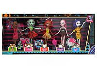 Набор кукол Monster High, 5 шт