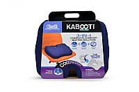 Ортопедическая подушка для сидения Kabooti (синяя), фото 1