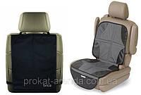Защитный комплект  для  авто ( под автокресло и от грязной обуви)