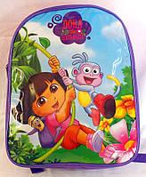 """Фирменный детский рюкзак """"Даша (Дора) - путешественница"""", ТМ """"Nickelodeon"""""""