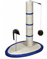 TRIXIE Когтеточка для кошки - на подставке, 50,5cm