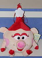 Мягкая игрушка Кроха поросенок - Нюша (44 см.) из м/ф Смешарики
