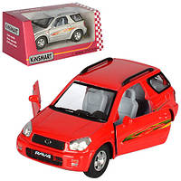 Модель машинки Toyota RAV4 KT 5041 W Kinsmart