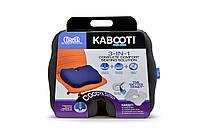 Ортопедическая подушка для сидения Kabooti (серая), фото 1