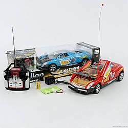 Машина HQ 9015 С (12) р/у, аккум. 9.6V, откр. двери, капот, багажник, в коробкешт в коробке