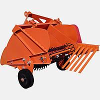 Картофелекопатель однорядный транспортерный ДТЗ-1ТМ
