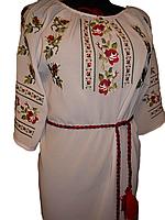 "Жіноча вишита блузка ""Українська ніжність"" (Женская вышитая блузка ""Украинская нежность"") BN-0011"
