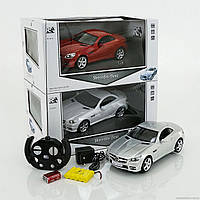 Машина 28214 (9) р/у, Mercedes-Benz SLK350, аккум. 6V, в коробке