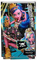 Кукла Монстер Хай Гулиопа Джелингтон Серия Кораблекрушение Monster High