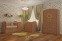 Детская кроватка-трансформер КТ-Л