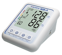 Тонометр автоматический Diagnostic Pro Afib DM-1010 на плечо c индикатором аритмии, памятью на 120 измерений