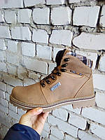 Ботинки Vitex Styla коричневого цвета. Украина