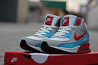 Женские кроссовки Nike Air Max цветные / кроссовки зимние высокие Найк Аир Макс удобные, стильные