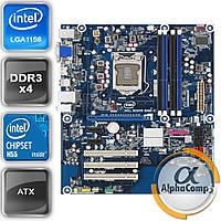 Материнская плата Intel DH55HC (s1156/H55/4xDDR3) БУ, фото 1