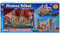 Игровой набор Пиратский корабль 0809-1, фото 1