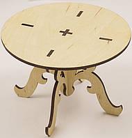 Стол для кукол Барби (30см), фото 1
