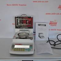 Весы-влагомеры ADGS100, до 100 грамм, профессиональные (Аксис).