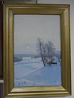 "Картина ""Морозный день"""
