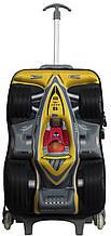 Детский чемодан для мальчика, 2-х колесный Bag-Suitcase Car