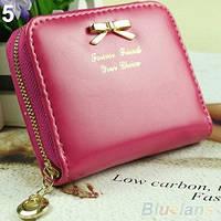 Женский кошелек леди  Puese Pink, фото 1