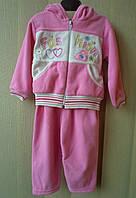 Детский флисовый костюм девочка №118