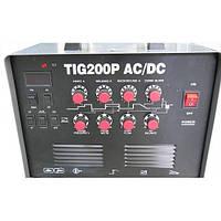 Аппарат для аргонно-дуговой сварки WMaster TIG 220 AC/DC, работает на переменном, а также постоянном токе. Имеет множество полезных настроек таких как импульсная сварка и тд. ЦЕНА АППАРАТА 8 990 гривен.
