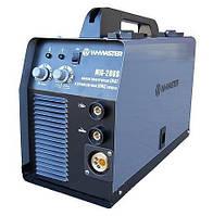 Инверторный полуавтомат WMaster MIG 280, сеть 220 вольт, варит проволокой до 1 мм, евро рукав можно снимается и ставится более длинный, железная протяжка. ЦЕНА 3100