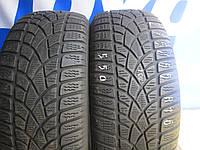 Шины зима  215/55 R16 Dunlop б/у